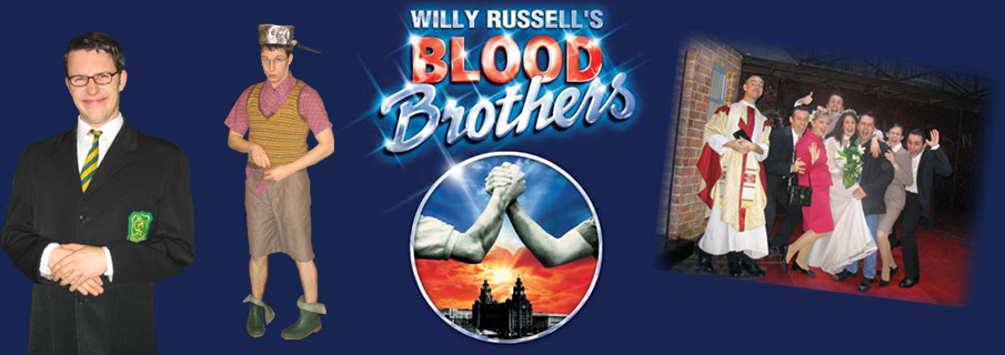 'Blood Brothers' - Bill Kenwright - No.1 UK Tour
