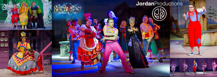 'Beauty & the Beast' - Gordon Craig Theatre, Stevenage