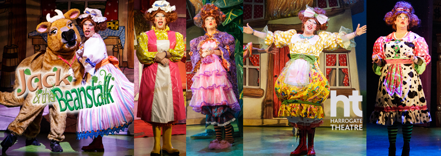 'Jack & the Beanstalk' - Harrogate Theatre
